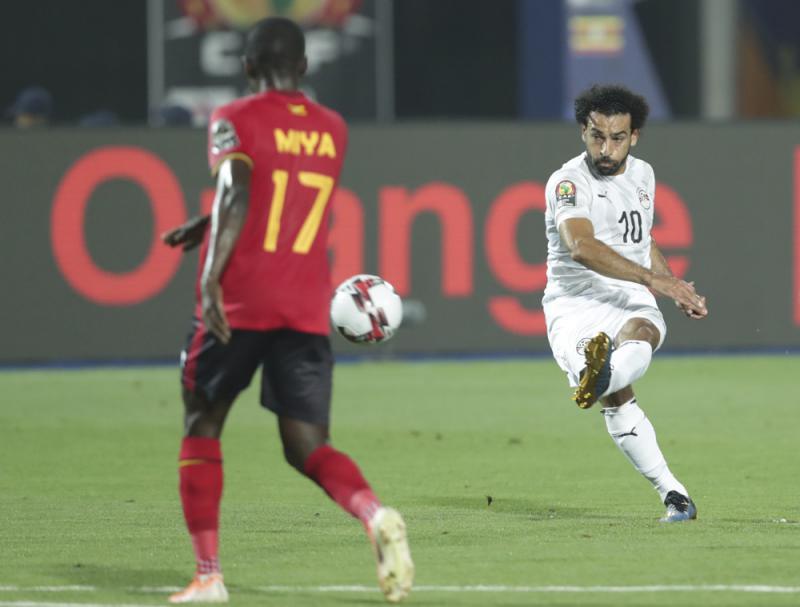 ?埃及全勝晉16強
