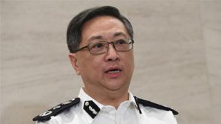 """警方撤离并非""""设局"""" 卢伟聪谴责暴力干犯严重罪行"""
