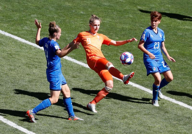 ?荷蘭鬥瑞典 往績佔上風