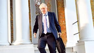 约翰逊:无协议脱欧非目标 相信欧盟也愿达成协议