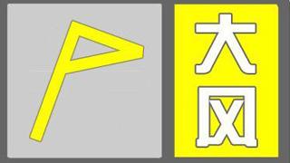 北京发布大风黄色预警 局地阵风可达9级左右