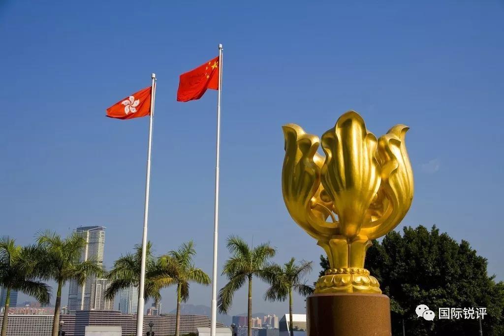"""《中國新聞》播出""""國際銳評"""":揭穿英方某些政客對香港事務的三個謬論"""