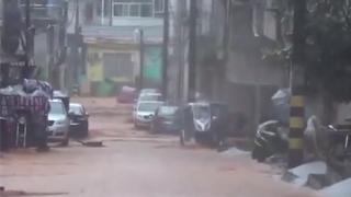 水利部:暴雨将导致南方多条河流发生超警洪水