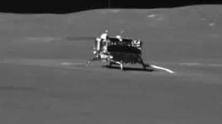 """嫦娥四号着陆器和""""玉兔二号""""巡视器进入第七月夜"""