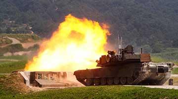 美称搁置对台军售 又批准售台22亿美元坦克和导弹