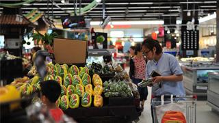 6月份居民消费价格同比上涨2.7%