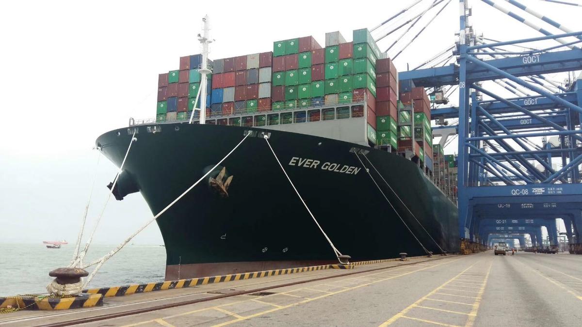 海關總署:上半年中國外貿進出口總值同比增長3.9%
