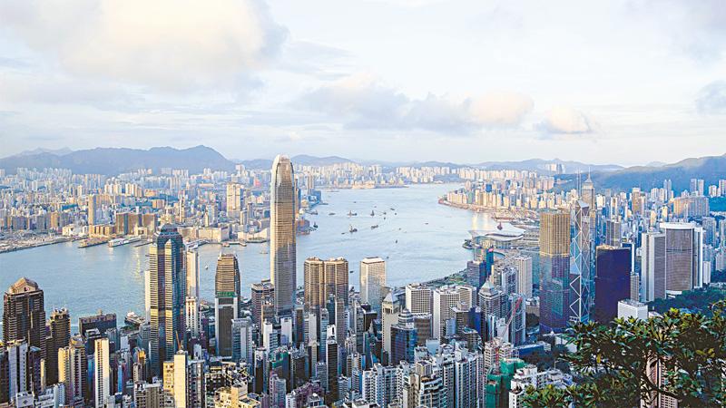 ?社评/努力建设法治、团结、安定、文明的香港