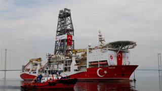 ?钻探油气惹争议 欧盟拟制裁土耳其