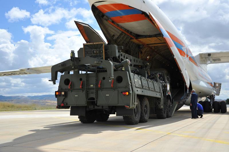 ?首批俄製S-400导弹运抵安卡拉