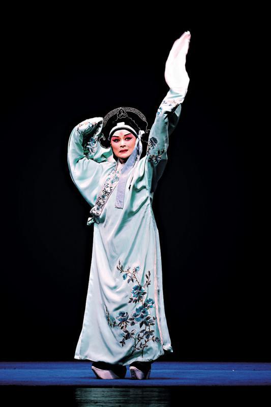 ?集五位梅花奖得主三代名角同台飙戏\江苏省崑剧院展南崑魅力