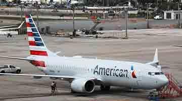 波音空难危机:美联航再取消航班 年底前复飞无望