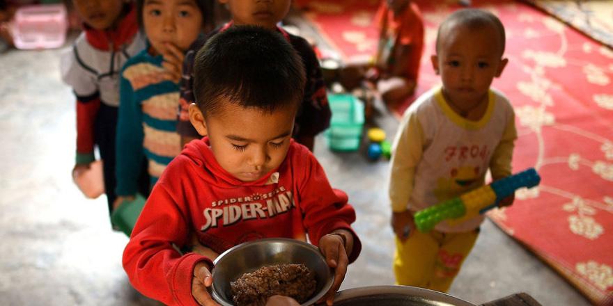 联合国报告:全球饥饿人数超8.2亿 经济衰退加剧粮食不安全