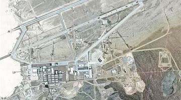"""南加州7.1级强震 让美军神秘基地""""中国湖""""暂时""""歇业"""""""