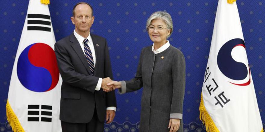 日韩争拗未停 美助理国务卿愿协调