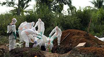 埃博拉蔓延至两百万人口大城 世卫宣布全球卫生紧急事件