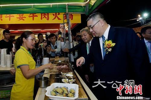 澳門10屆國際美食節9月底舉行 料日吸引3至5萬人次