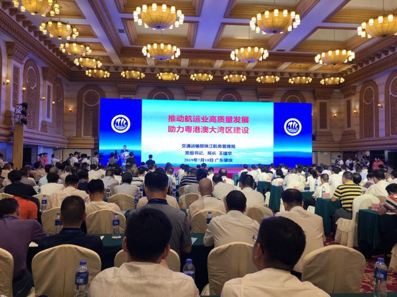 ?珠江水运年内料破10亿吨 仅次长江