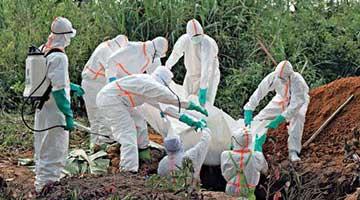 刚果(金)伊波拉大爆发 中非交通枢纽失守