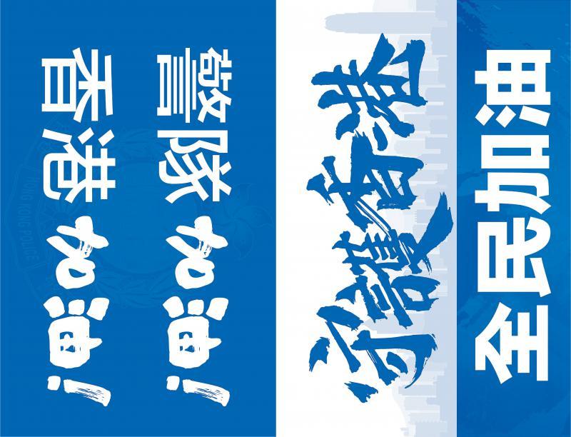 ?守护香港全民加油