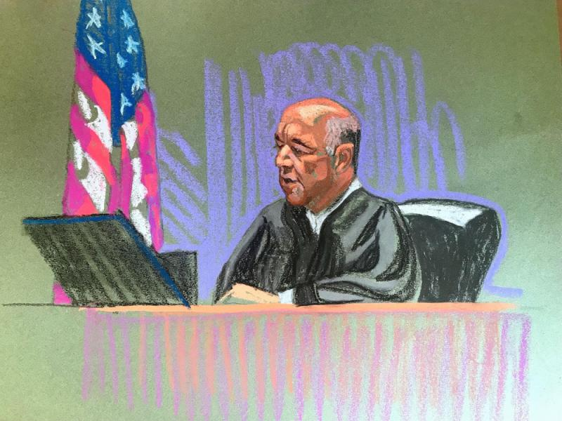 ?法官沙迪德宣判内容节选: