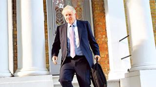 ?防英硬脱欧 传欧盟笼络约翰逊谈新协议