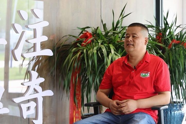 信远斋天津饮品有限公司厂长楚忠久接受大公访谈