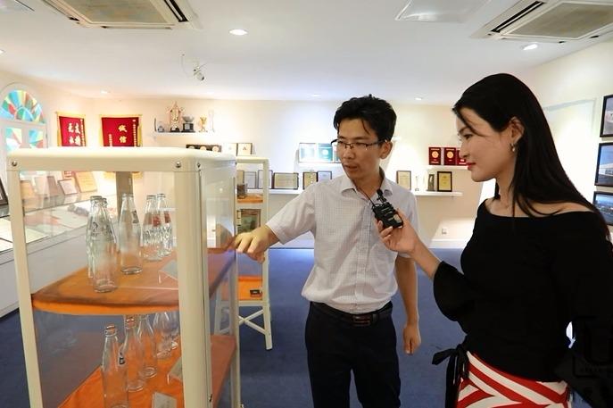 北京一轻食品集团副总经理陈林副总经理陈林接受大公网独家采访