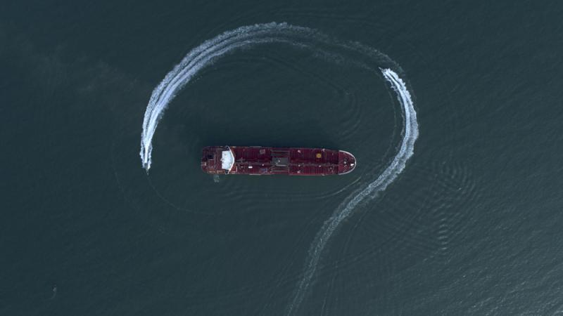 """?英倡组""""欧洲海军""""保卫波斯湾"""