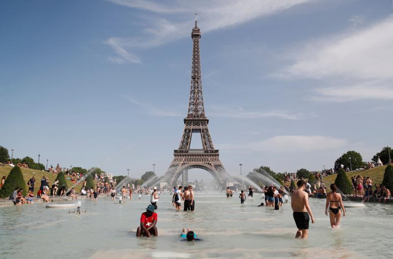 全球高温接力:北美高温刚过 欧洲又迎来一波热浪