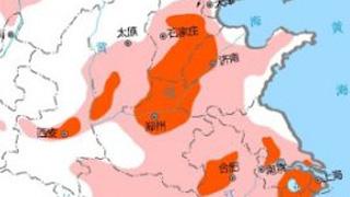 气象台发布高温黄色预警 河北江苏湖南等地局地可达40℃