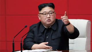 朝中社:金正恩指导新型战术制导武器射击