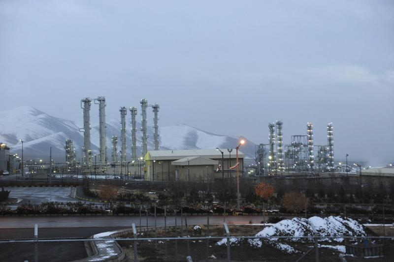 ?伊朗承认试射导弹 将重启重水反应堆