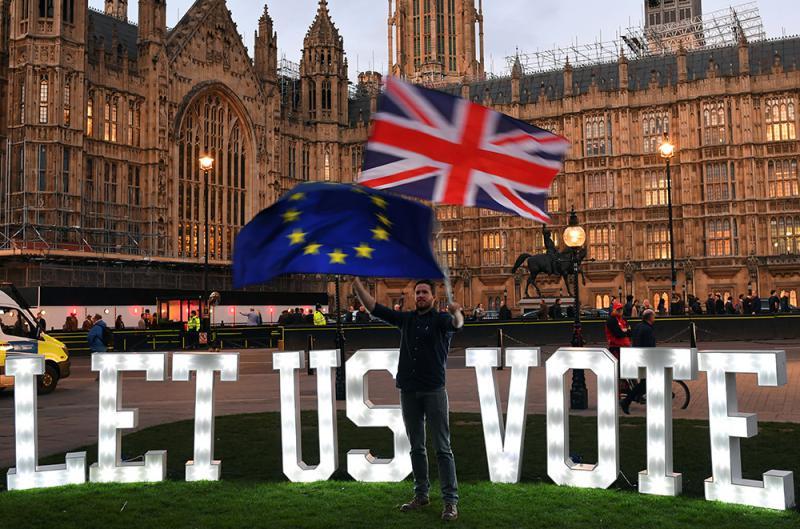 """英最大商业集团:英国、欧盟都没做好""""无协议脱欧""""准备"""