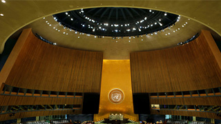 中國新任常駐聯合國代表:堅定維護發展中國家合法權益