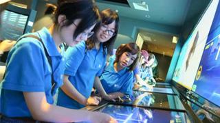 ?未來之星|港生深圳實習感受科技發展魅力