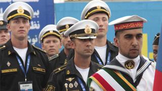 ?俄伊联合军演 或定址霍尔木兹海峡