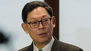 陳德霖:7月香港金融市場運作正常