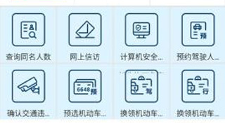 """公安部上线""""互联网+政务服务""""平台"""