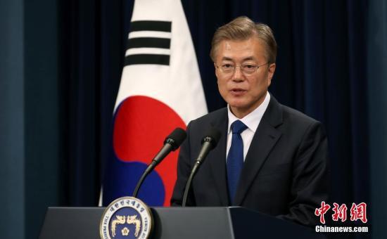 """文在寅:日本限贸举措""""不计后果"""" 韩方将反制"""