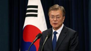 """文在寅:日本限貿舉措""""不計后果"""" 韓方將反制"""
