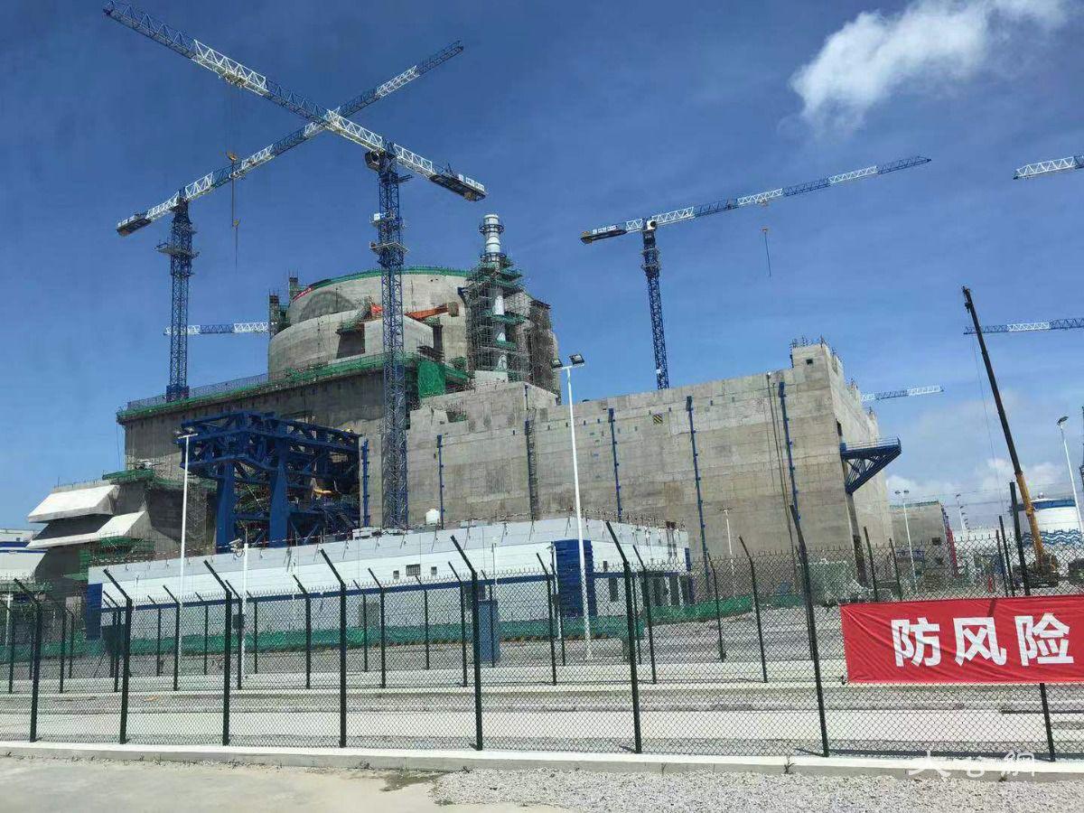 摆脱进口依赖 中国核电设备国产化率超85%