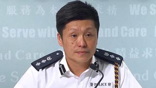 香港警方:昨日共發射800枚催淚彈 拘148人