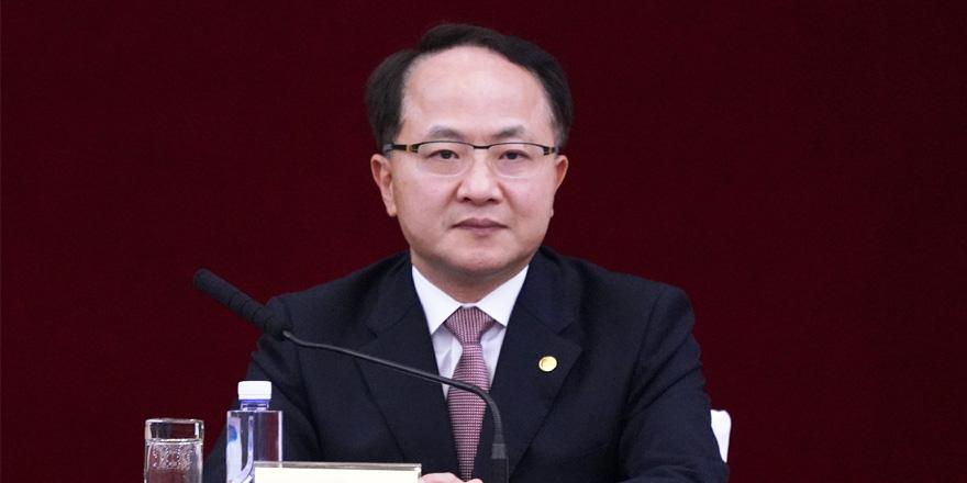 王志民提四點希望:提升社會正能量 做好青年工作