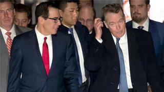 ?幕僚反对难阻特朗普再加关税