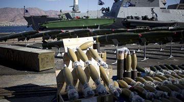 """伊朗展示三种新型导弹 称已准备好应对美国""""邪恶阴谋"""""""