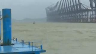 """今年第9号台风""""利奇马""""将袭中国东南沿海"""