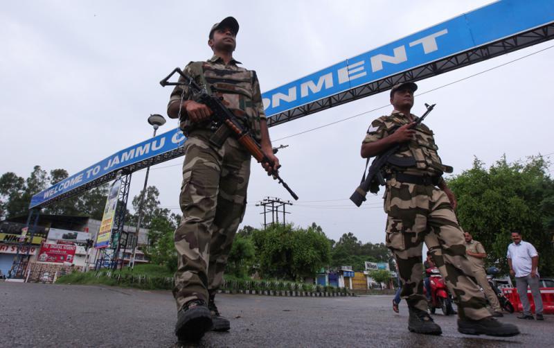 克什米尔危机加剧 巴印外交关系降级