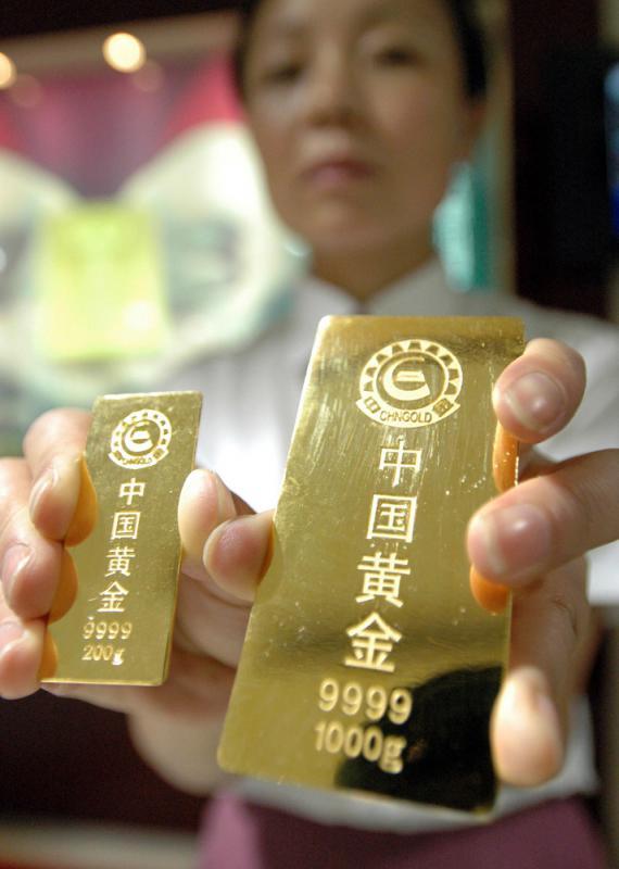 ?全球風險增 央行第8個月增持黃金
