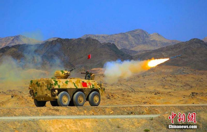 ?國際軍事比賽 中國防空導彈兵摘桂冠